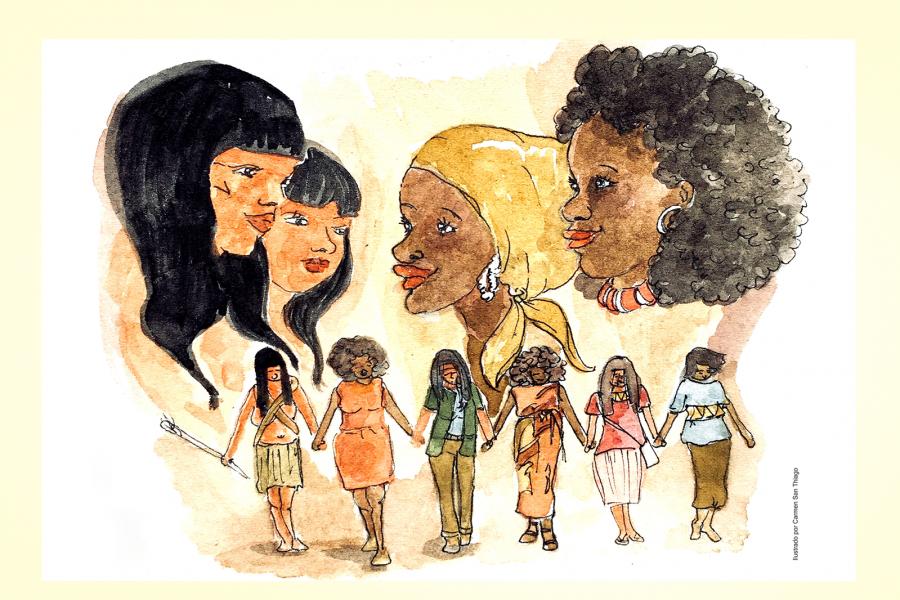1º Encontro de Mulheres Negras e Indígenas do Cidadania